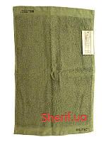 Махровое полотенце  50х30см Olive MIL-TEC 17816020