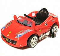 Детский Электромобиль TILLY BT-BOC-0001(5888)RED Машина Каталка на радиоуправлении