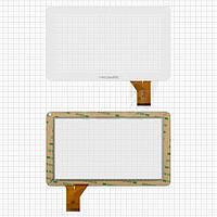 Сенсорный экран (touchscreen) для Uni Pad DR-UDP05A, 50 pin, белый, оригинал