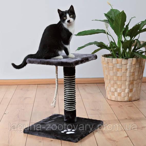 """*Когтеточилка """"ВИАНА"""" для кошек и котят, 44см, антрацит"""