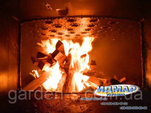 Парогенератор на дровах и угле Идмар СБ 500 кВт (800 кг/ч), фото 2