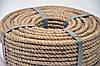 Веревка  пеньковая (Канат Джутовый) 6 мм, 100 м