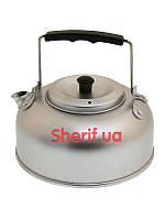 Чайник  походный алюминиевый 1 Qt (0,95 л) с ситечком 14695000