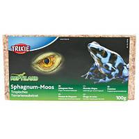 Субстрат торфяной мох Sphagnum-Moos Trixie (Трикси), 100 гр