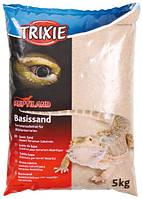 Песок желтый Trixie Basissand, 5 кг