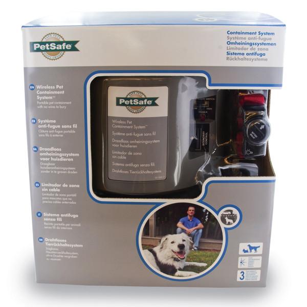 PetSafe БЕСПРОВОДНОЙ ЭЛЕКТРОННЫЙ ЗАБОР Wireless Containment System для собак от 3,6 кг