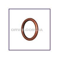 Кольцо металическое к кованым карнизам ø16мм цвет медь