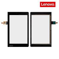 Сенсорный экран (touchscreen) для Lenovo Yoga Tablet 3-850F, черный, оригинал