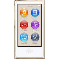 Мультимедийный портативный проигрыватель Apple iPod nano 7Gen 16Gb Gold (MKMX2)
