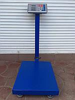 Электроннные товарные весы Matrix TCS-300 до 300 кг с рефленой платформой