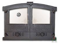 Дверка чугунная GRECJA 4
