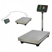 Весы товарные электронные  TCS-B 300 до  300 кг 60см*45см