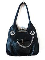 Модная сумка модели 2014 с кошельком, фото 1