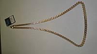 Золотая цепь 585 пробы, плетение нонна ,55 см