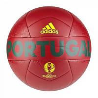 Мяч для игры в футбол Adidas Euro16 Portugal Ball