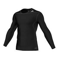 Термобелье футболка с длинным рукавом Adidas TF Base LS
