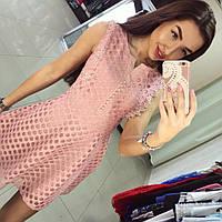 Красивое нарядное платье с расклешенной юбкой