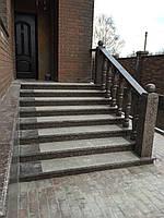 Лестница из мрамора и гранита Кривой Рог