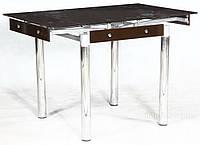 Франческа стол обеденный раскладной Микс-Мебель 800-1300*800*750 мм
