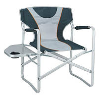 Кресло алюминиевое со столиком, фото 1