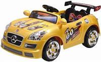 Детский Электромобиль TILLY BT-BOC-0008 YELLOW   Машина Каталка на радиоуправлении