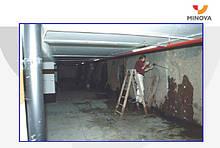 Гидроизоляция подземных сооружений: подвалы, тоннели, погреба, переходы, резервуары