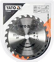 Yato Пильный диск 235*24*25,5 60668