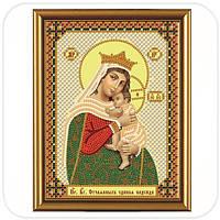 """Наборы для вышивания бисером """"Богородица «Отчаянных единая надежда»"""""""