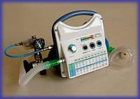 Аппарат ИВЛ (искусственной вентиляции легких) портативный  А-ИВЛ/ВВЛ-«ТМТ», ТМТ, Россия