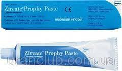 Паста для профилактической чистки Zircate dentsply зиркейт тюбик 170 гр.