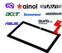 Тачскрины (сенсоры) для планшетов по моделям