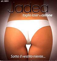 Трусы JADEA 8001  бразилиана белые
