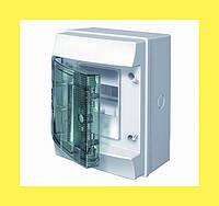 Распределительный щиток навесной Mistral IP65 4M 152x202x155 ABB
