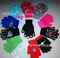 Детские перчатки