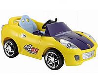 Детский Электромобиль TILLY BT-BOC-0061 YELLOW  Машина Каталка на радиоуправлении