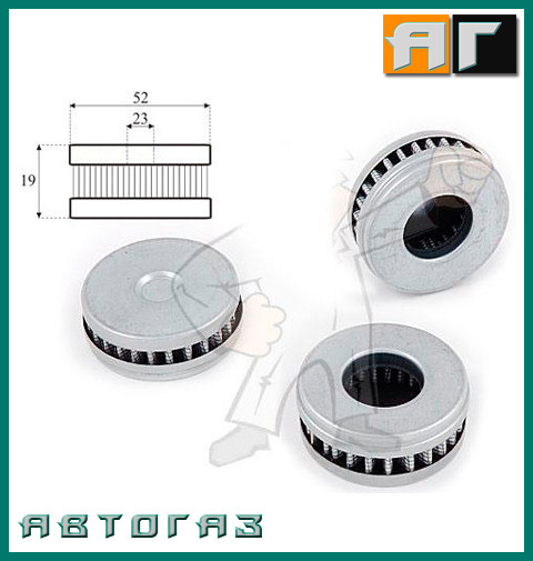 Фільтр газовий Vialle LPI (поліестер)