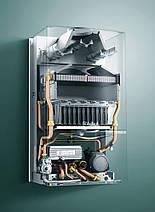 Дымоходный двухконтурный газовый котел Vaillant atmoTEC plus, фото 3