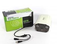 Аналоговая камера с возможностью распознавать лица и зумом CAMERA 922
