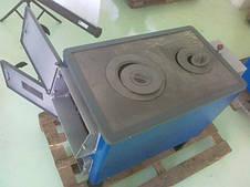 Котел KLIVER 17П на дровах, угле, пеллетах, фото 3