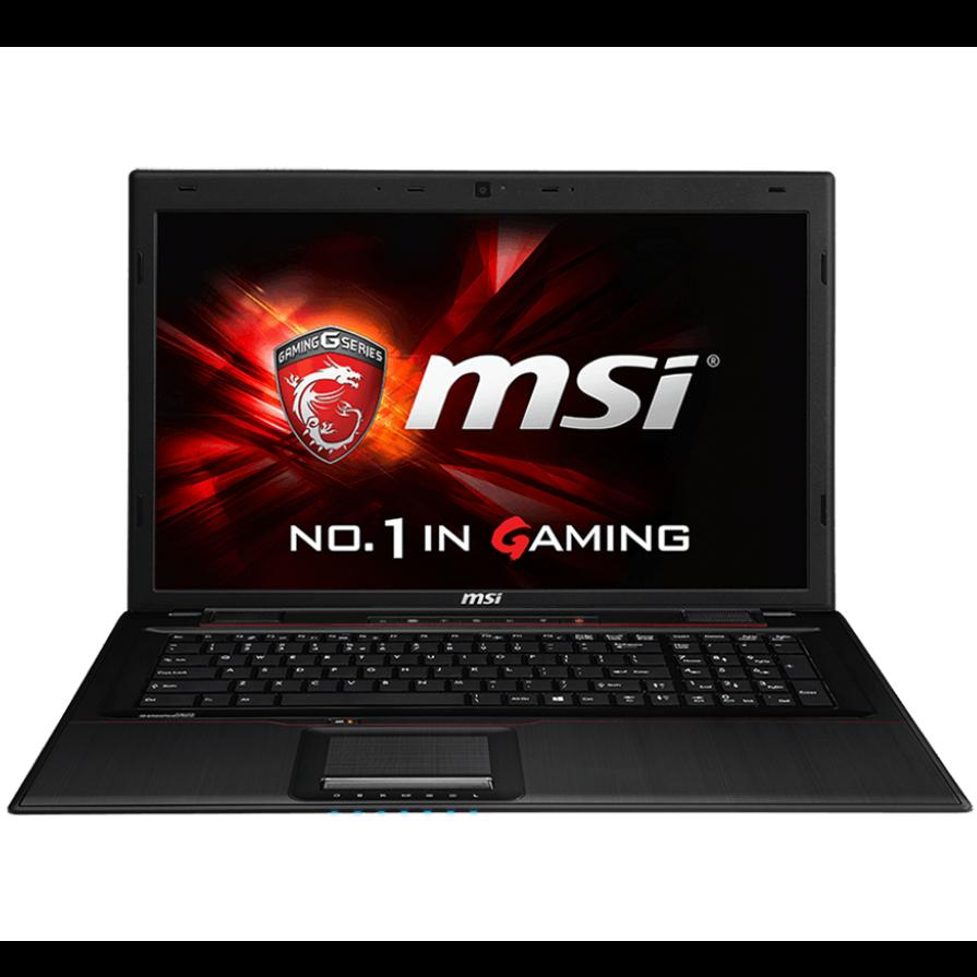 Ноутбук MSI GP70 2QE-638XPL Windows 8.1 (Leopard)