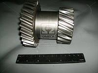 Блок шестерен вала промежуточного ГАЗ 3307, 3308, 3309 5-ти ступ. КПП (ГАЗ). 3309-1701052