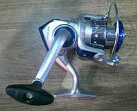 Катушка БИ металл KH2000 Silver 8+1BB ПФ