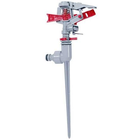 Дождеватель пульсирующий INTERTOOL GE-0056 (на костыле), фото 2