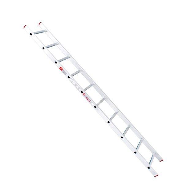 Лестница алюминиевая приставная INTERTOOL LT-0110 2,84м