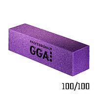 Бафик GGA Professional 100/100 Фиолетовый