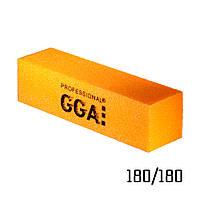 Бафик GGA Professional 180/180 желтый