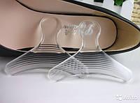 Силиконовые вставки в туфли с поддержкой пятки