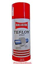 Смазка Clever Ballistol Teflon spray(200 ml)
