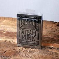 Карты игральные | Bicycle Steampunk Silver