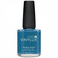 Лак для ногтей VINYLUX CND Blue Rapture №162, 15мл